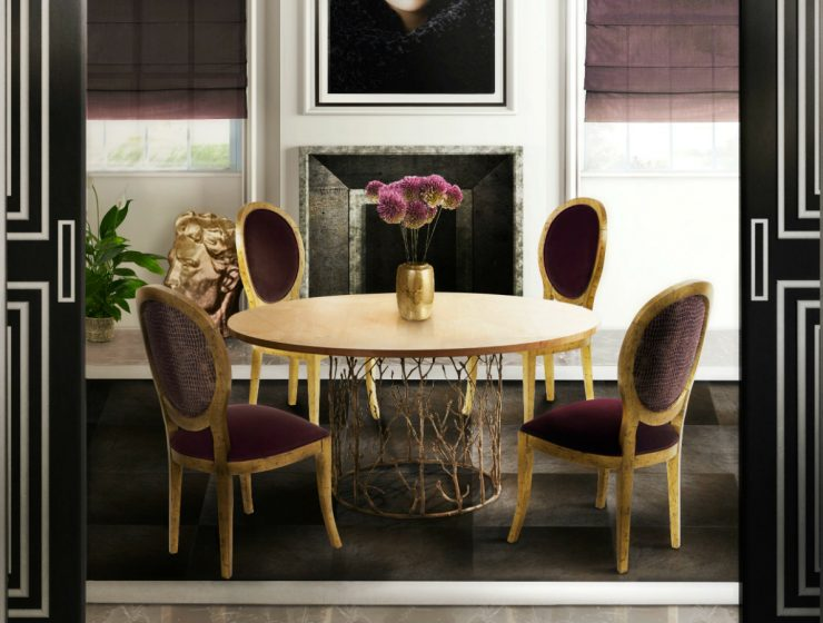 Curated Selection of Luxurious Dining Tables by Koket featured 2 740x560