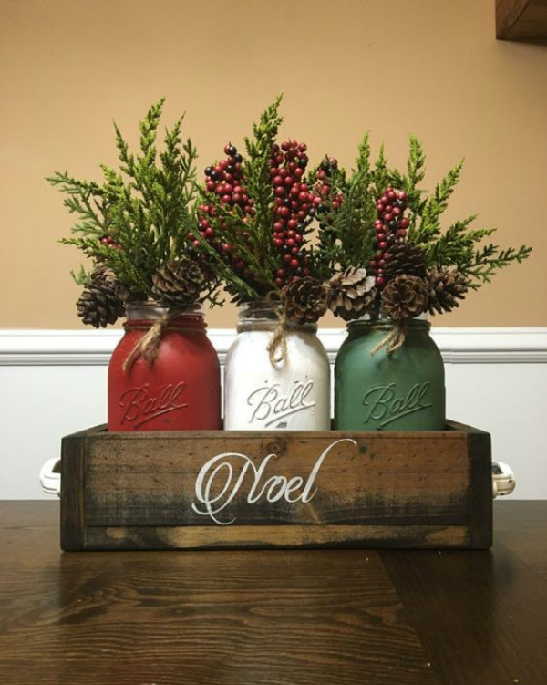 Get Your Dining Table Ready For Christmas Season | The countdown for Christmas is here! There are only 20 days left to the magical season and we bring to you the best ideas for you to decor your dining room. #christmas #christmasdecor #homedecor #diningroom #diningtable  Get Your Dining Table Ready For Christmas Season 8367fb63ed9c847c60fe68df80d91abf
