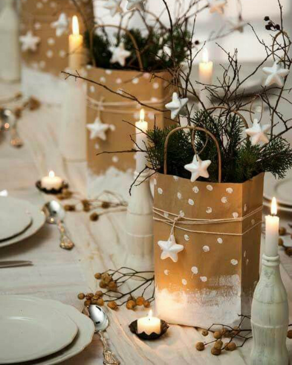 Get Your Dining Table Ready For Christmas Season | The countdown for Christmas is here! There are only 20 days left to the magical season and we bring to you the best ideas for you to decor your dining room. #christmas #christmasdecor #homedecor #diningroom #diningtable  Get Your Dining Table Ready For Christmas Season 9b9c35d2e833a16c090878e487ecbc58