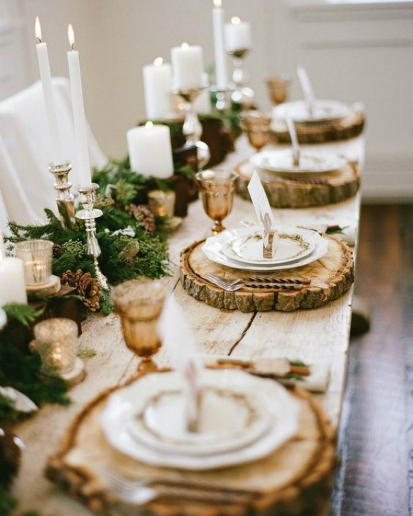 Get Your Dining Table Ready For Christmas Season | The countdown for Christmas is here! There are only 20 days left to the magical season and we bring to you the best ideas for you to decor your dining room. #christmas #christmasdecor #homedecor #diningroom #diningtable  Get Your Dining Table Ready For Christmas Season a4d2fec5c0db3295982b4b489abfe1d5