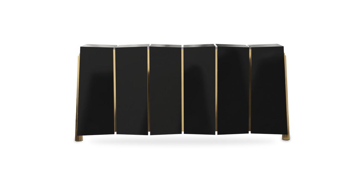 LUXURY DÉCOR IDEAS FOR THE LIVING ROOM  Luxury Décor Ideas for the Living Room darian sideboard 01