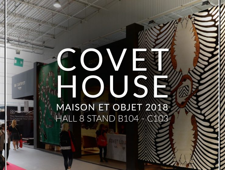 Covet House Maison et Objet  Best Novelties of Covet House at Maison et Objet SOCIAL MEDIA 740x560