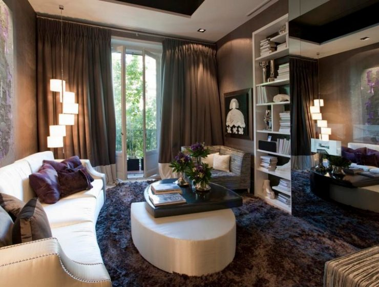 Top 4 Interior Designers in Spain