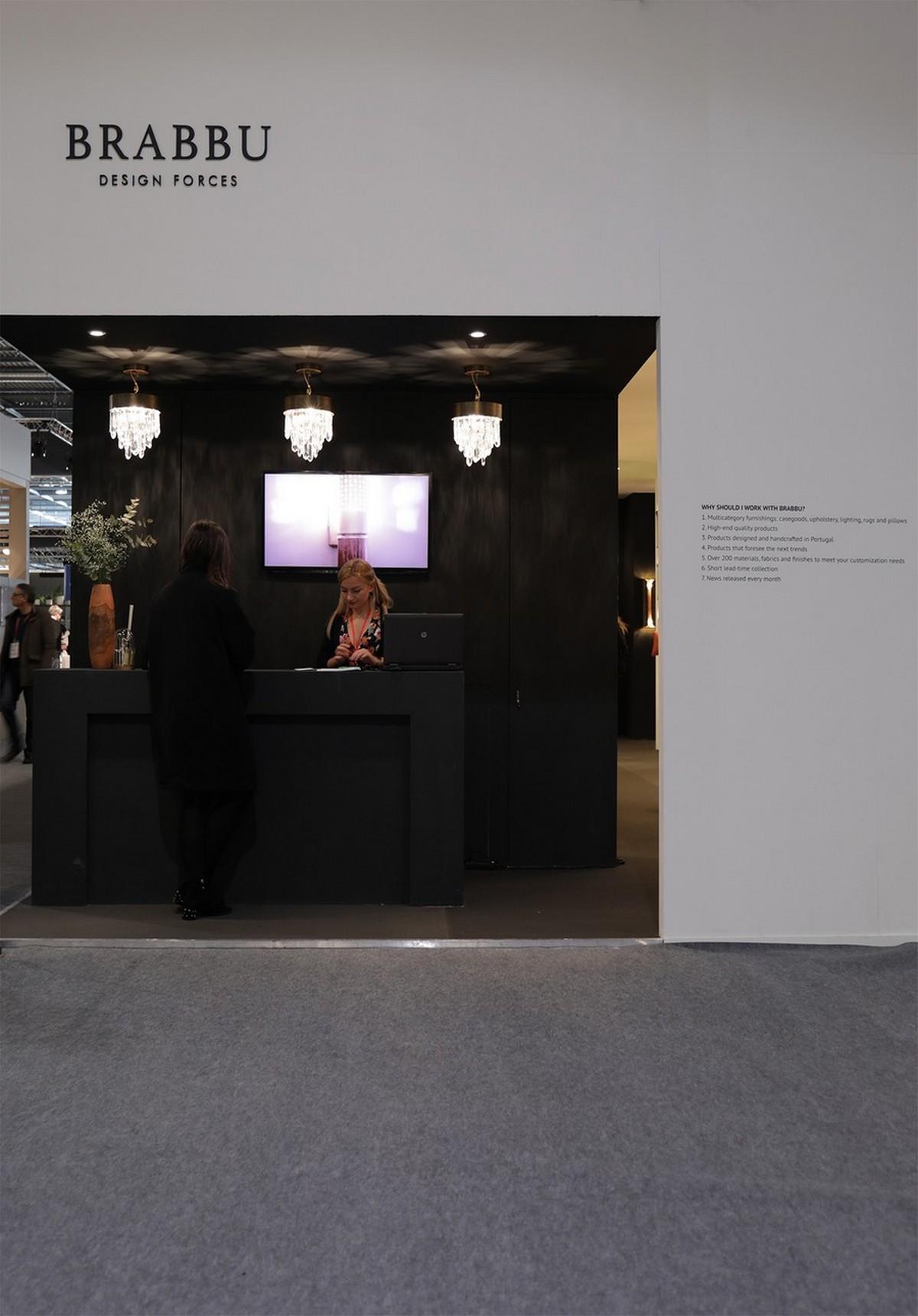"Maison et Objet 4  ""The Best Booth Design"" Award from MOM 18 goes to Brabbu foto capa brabbu 1"