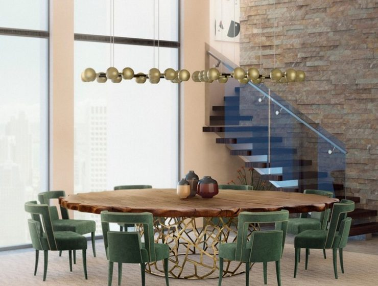 The Top Five Dining Tables For Your Dining Room