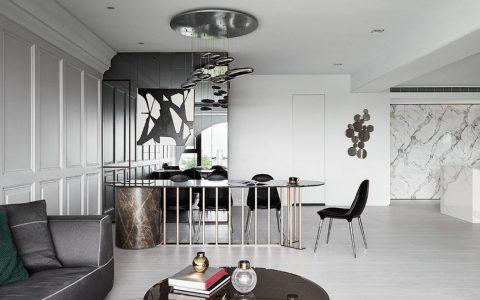 The Luxury Of Scenic Ballade  The Luxury Of Scenic Ballade Scenic Ballade A Luxury Apartment By Hao Design 3 480x300