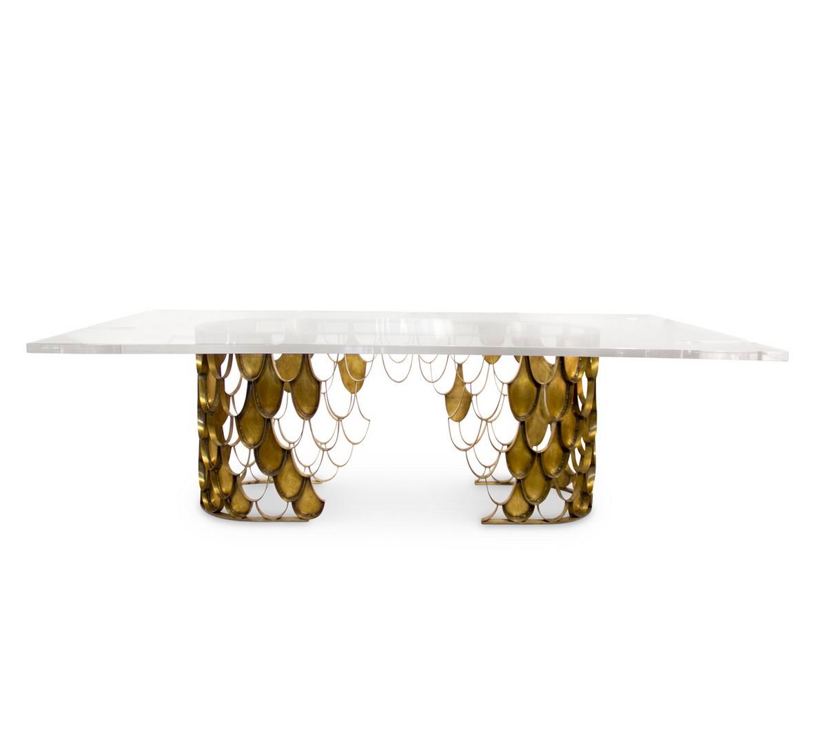 The mysterious Koi Dynasty  The Mysterious Koi Dynasty And Its Hidden Pleasures koi2 dining table zoom