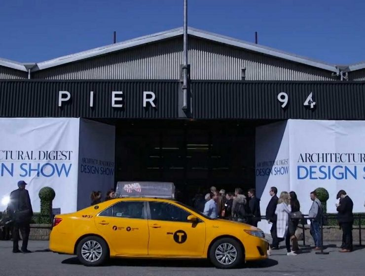 New York A City To Remember In March  New York A City To Remember In March architectural digest design show video 740x560