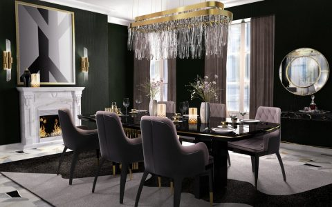Beyond Imagination: A Dining Table From Another World