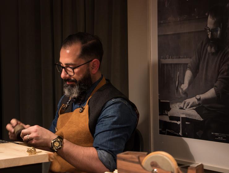 ISaloni 2018: The Art Of Craftsmanship  ISaloni 2018: The Art Of Craftsmanship blog 3 740x560