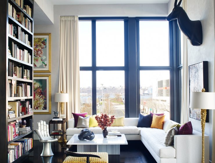 5 Best NYC Interior Designers That Will Inspire You  5 Best NYC Interior Designers That Will Inspire You 5 Best NYC Interior Designers Jamie Drake 740x560