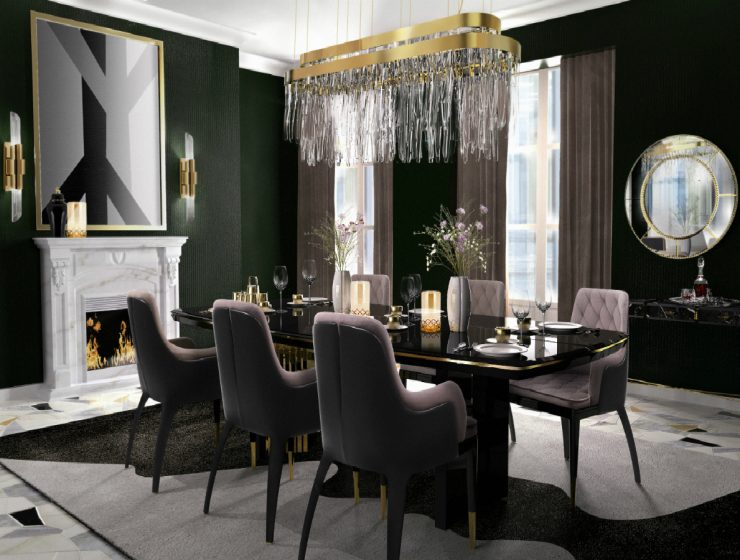 Luxxu Unravels A Dazzling World Of Luxury With This Dining Table