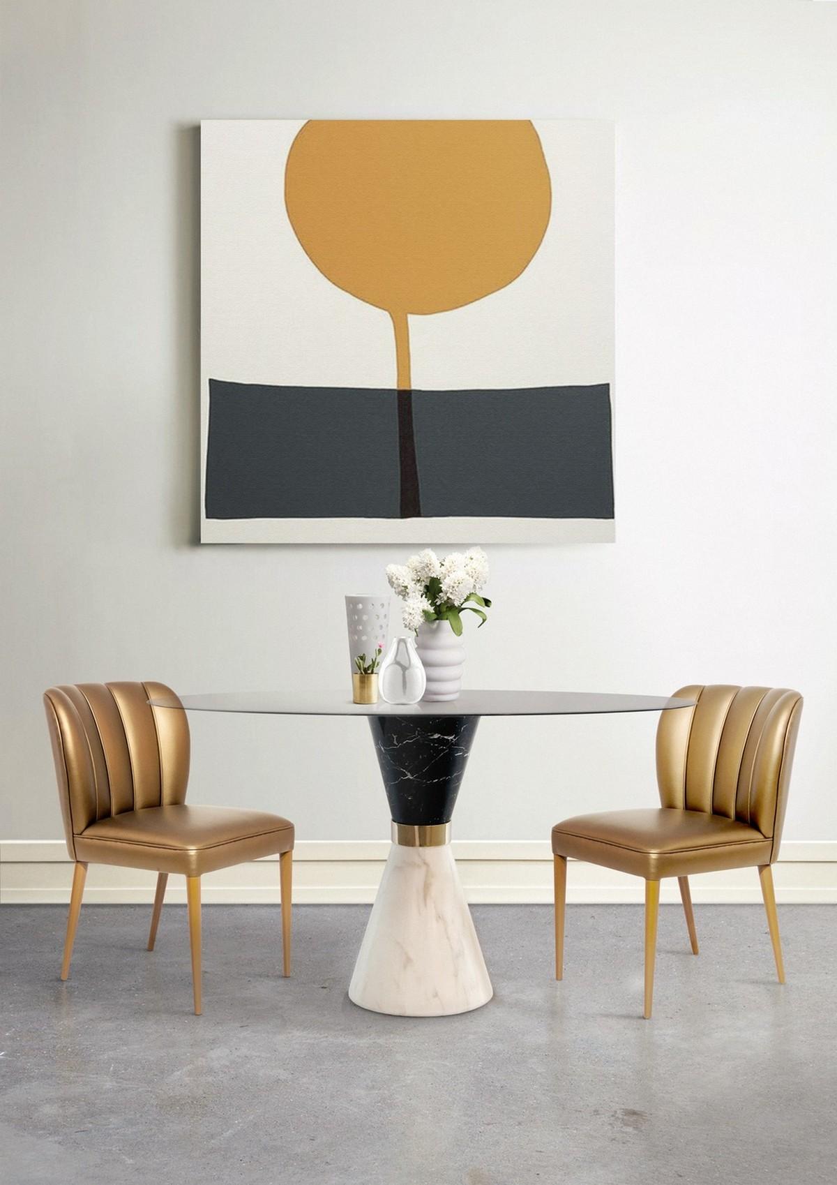 Vinicius Dining Table: A Mid-century Design Story mid-century design Vinicius Dining Table: A Mid-century Design Story 4 3