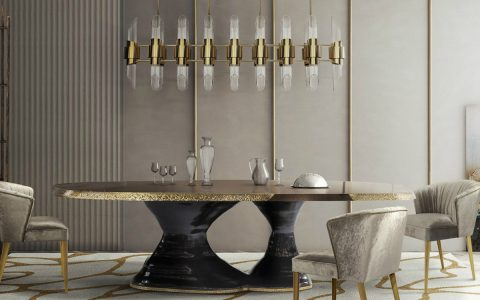 A Luxury Dining Table That Will Enhance Any Dining Room