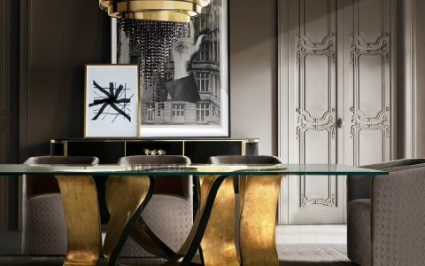 Ribbon Dining Table: A Rhytmic Design By Koket design Ribbon Dining Table: A Rhytmic Design By Koket featured 4 480x300