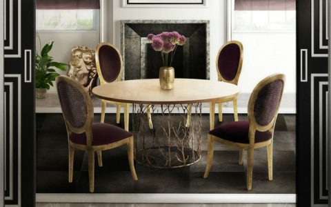 Covet Awards: Reinventing The Future Of Interior Design dining table Enchanted Dining Table: Let Dining Rooms Shine Forever featured 480x300