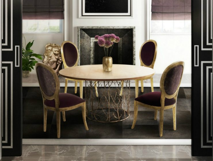 Covet Awards: Reinventing The Future Of Interior Design dining table Enchanted Dining Table: Let Dining Rooms Shine Forever featured 740x560