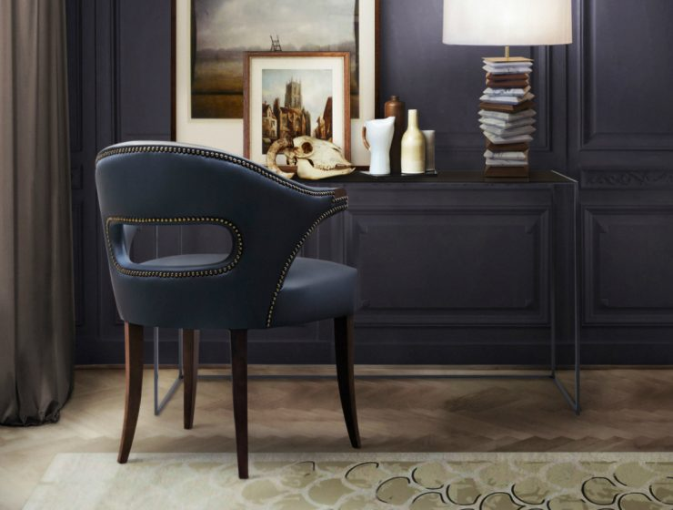 Bespoke Design: 5 Limited Luxury Dining Chairs