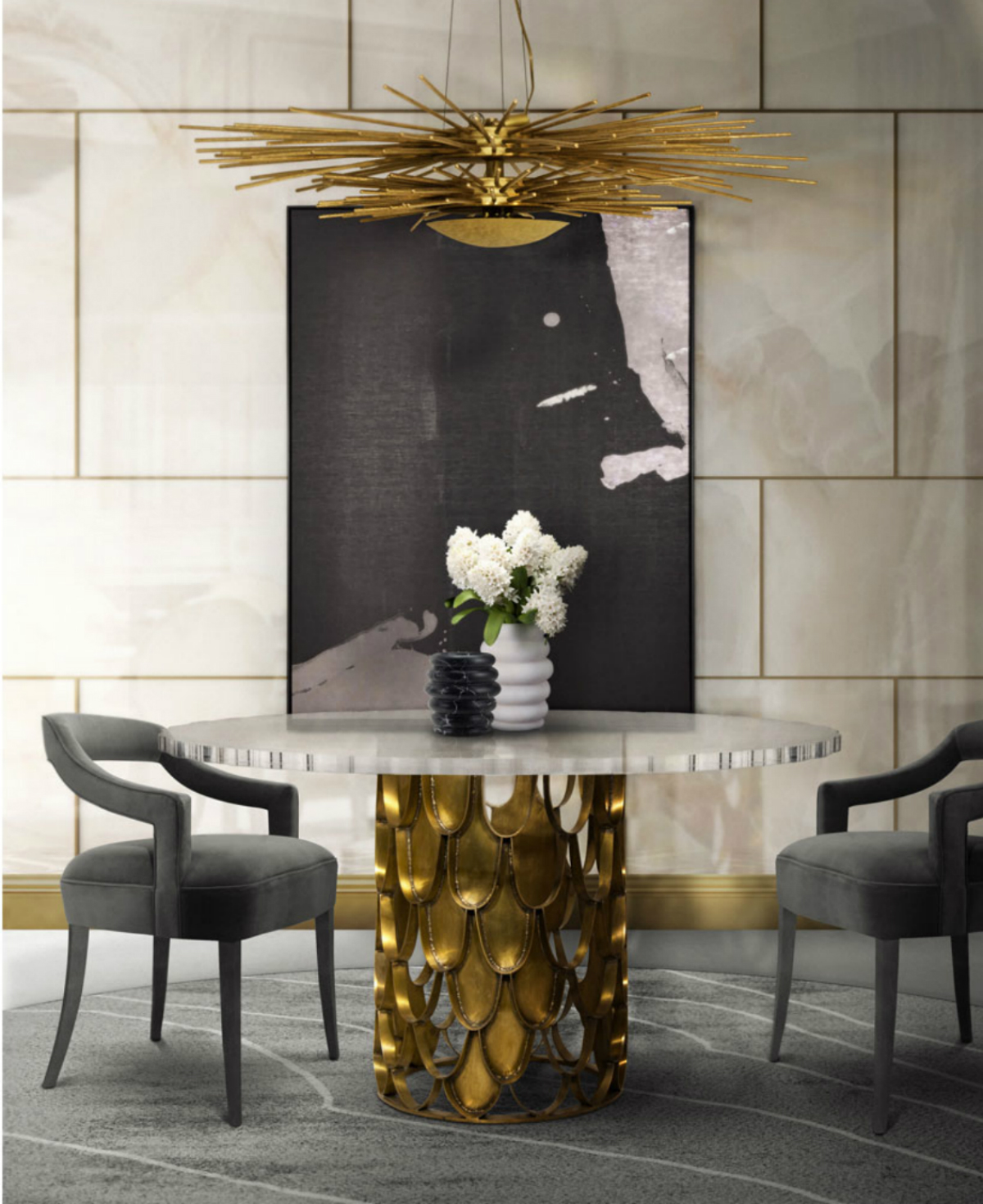 Bespoke Design: 5 Limited Luxury Dining Chairs limited luxury dining chairs Bespoke Design: 5 Limited Luxury Dining Chairs oka