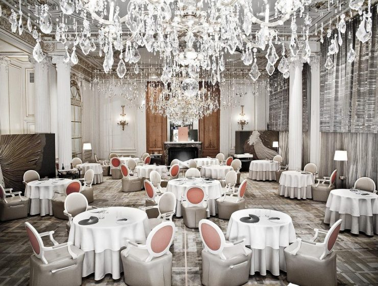 Top Luxury Restaurants In Paris For Maison et Objet