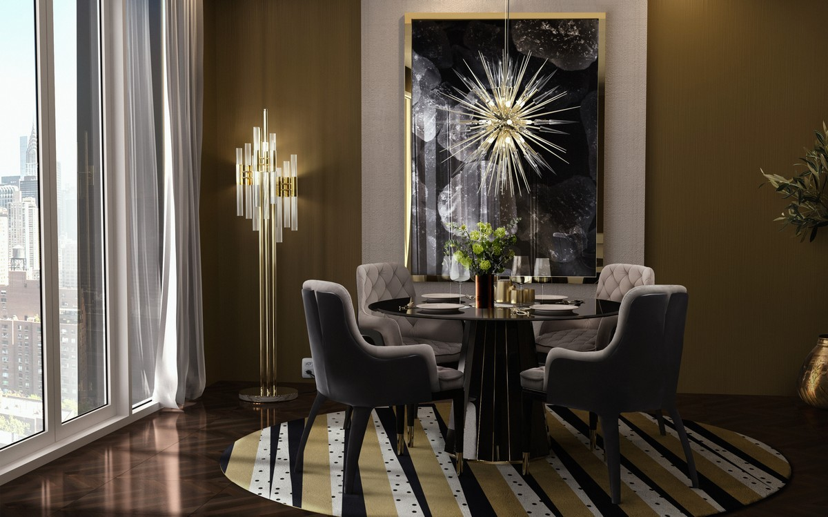 Maison et Objet: Luxury Dining Chairs By Covet House maison et objet Maison et Objet: Luxury Dining Chairs By Covet House charla