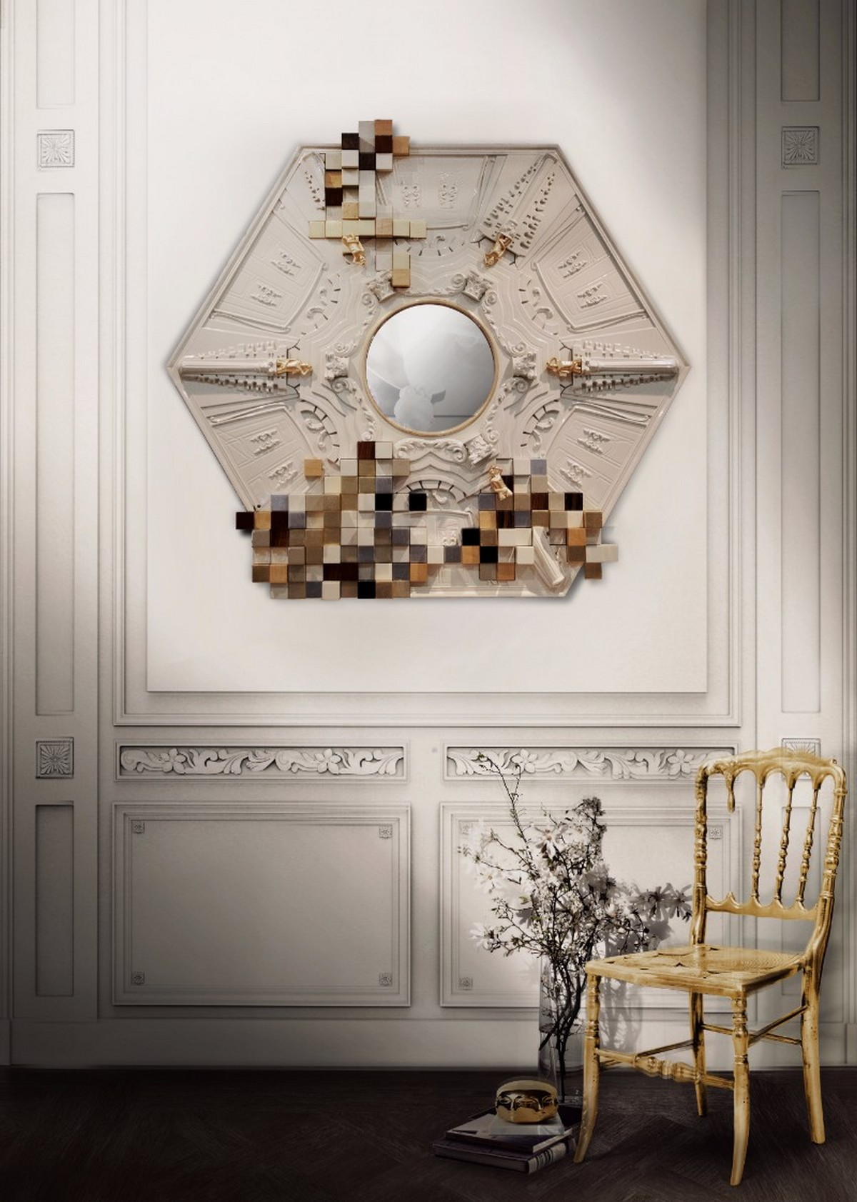 Maison et Objet: Luxury Dining Chairs By Covet House maison et objet Maison et Objet: Luxury Dining Chairs By Covet House emporium
