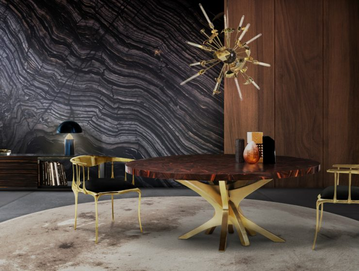 Maison et Objet: Luxury Dining Chairs By Covet House