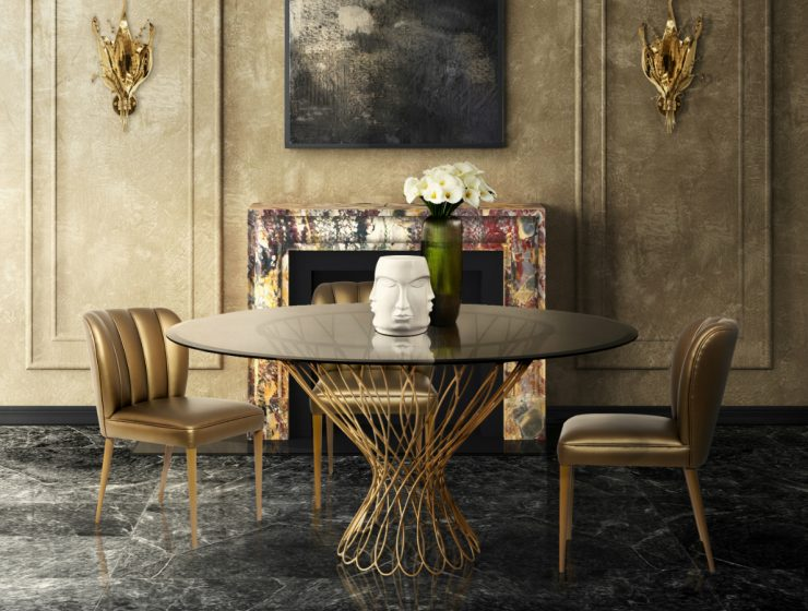 Top Contemporary Dining Tables For Your Dining Room