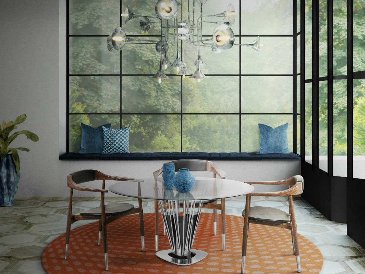 Maison et Objet: Luxury Dining Chairs By Covet House maison et objet Maison et Objet: Luxury Dining Chairs By Covet House perry