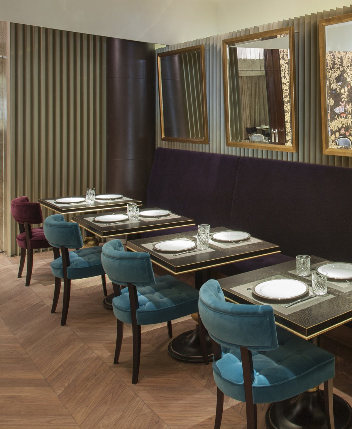 Maison et Objet: Luxury Dining Chairs By Covet House maison et objet Maison et Objet: Luxury Dining Chairs By Covet House zulu 1