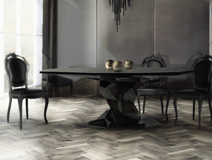 Awe-inspiring Dining Room Decor Inspirations (Part III)