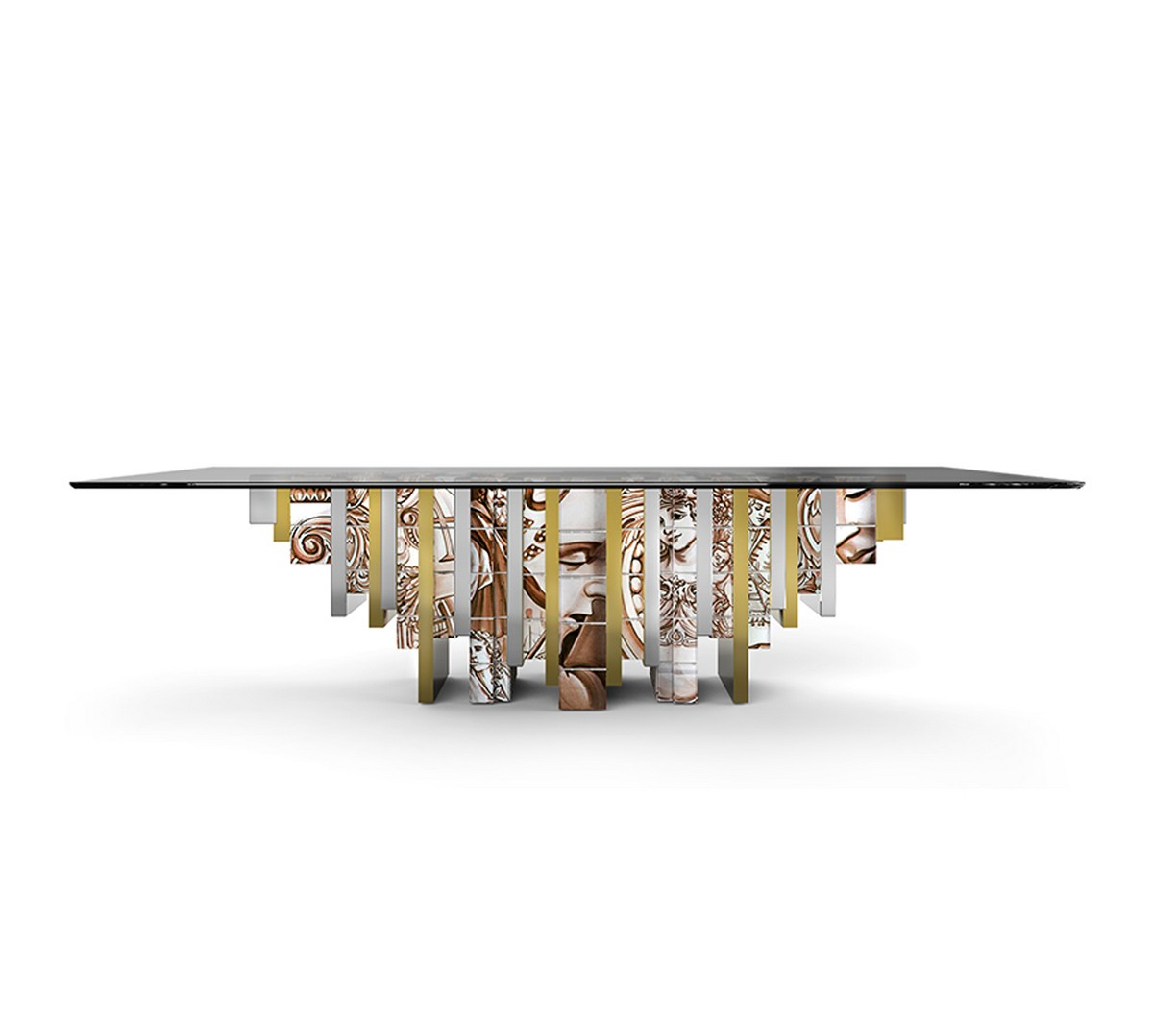 Artistic Dining Table Ideas For An Exquisite Dining Room Decor (Part II)  Artistic Dining Table Ideas For An Exquisite Dining Room Decor (Part II) bl2