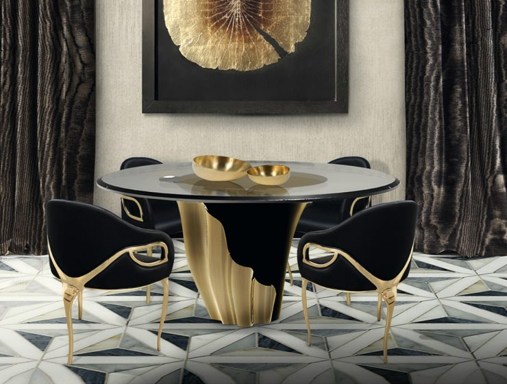 Awe-inspiring Artistic Dining Chairs