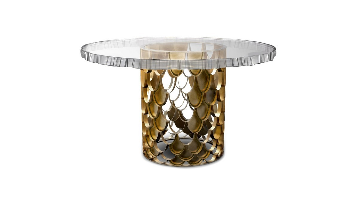 5 Modern Dining Table Designs You Shouldn't Miss modern dining table designs 5 Modern Dining Table Designs You Shouldn't Miss koi