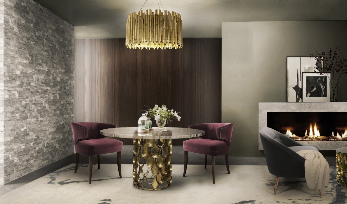 5 Modern Dining Table Designs You Shouldn't Miss modern dining table designs 5 Modern Dining Table Designs You Shouldn't Miss koi2