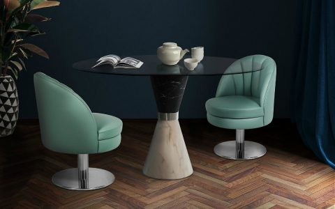 Covet Outlet: New Dining Table Entries