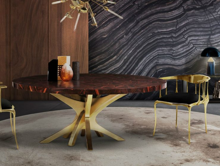 Patch Dining Table: Craftsmanship, Luxury and Contemporary Design