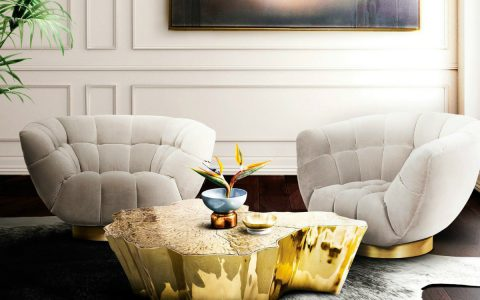 Top Luxury Coffee Tables (Part II)