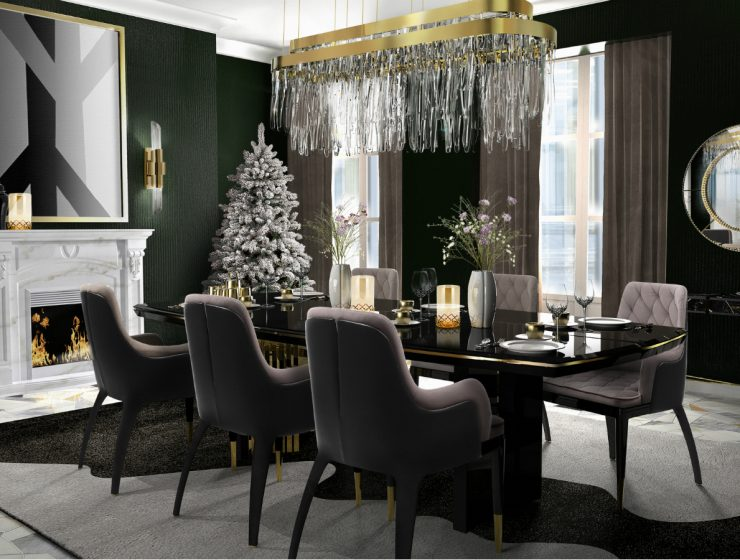 dining room ideas Dining Room Ideas For Christmas featured 740x560