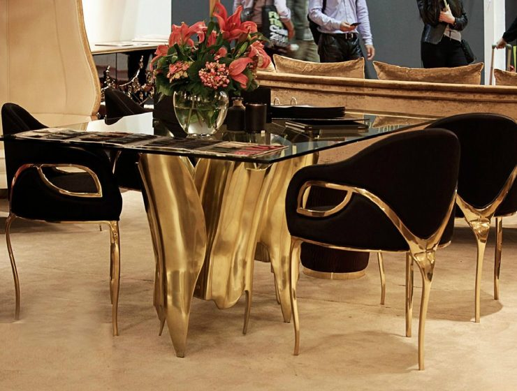 Obssedia Dining Table: Interior Design Has No Boundaries