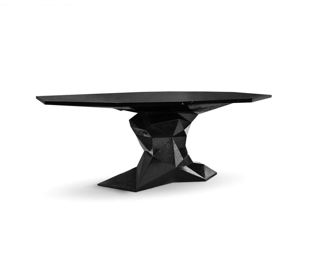 Trendy Dining Tables For 2019 (Part II) trendy dining tables Trendy Dining Tables For 2019 (Part II) bonsai