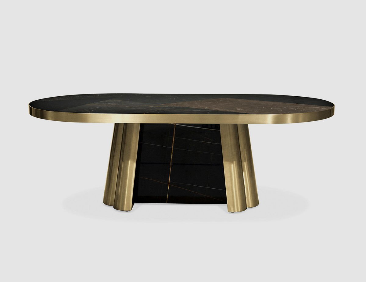 trendy dining tables Trendy Dining Tables For 2019 (Part II) decodiva