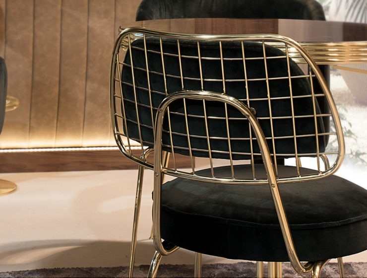 Exclusive Dining Chairs: When Vintage Meets Contemporary exclusive dining chairs Exclusive Dining Chairs: When Vintage Meets Contemporary featured 12 740x560