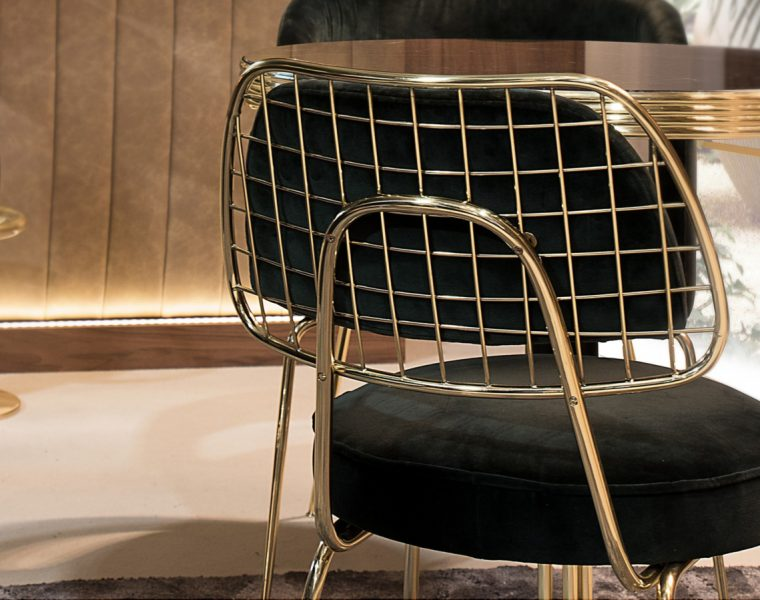 Exclusive Dining Chairs: When Vintage Meets Contemporary