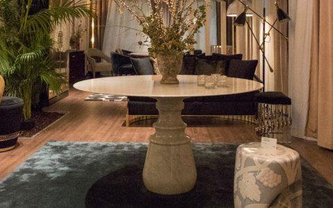 Maison et Objet: New Dining Room Designs