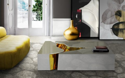 Top Neutral Color Coffee Tables