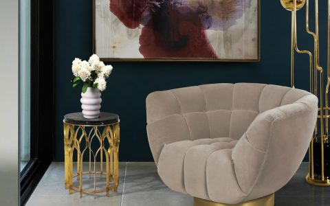 Maison et Objet 2019: Luxury Armchairs at Covet House