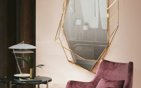Maison et Objet 2019: Luxury Mirror Designs by Covet House