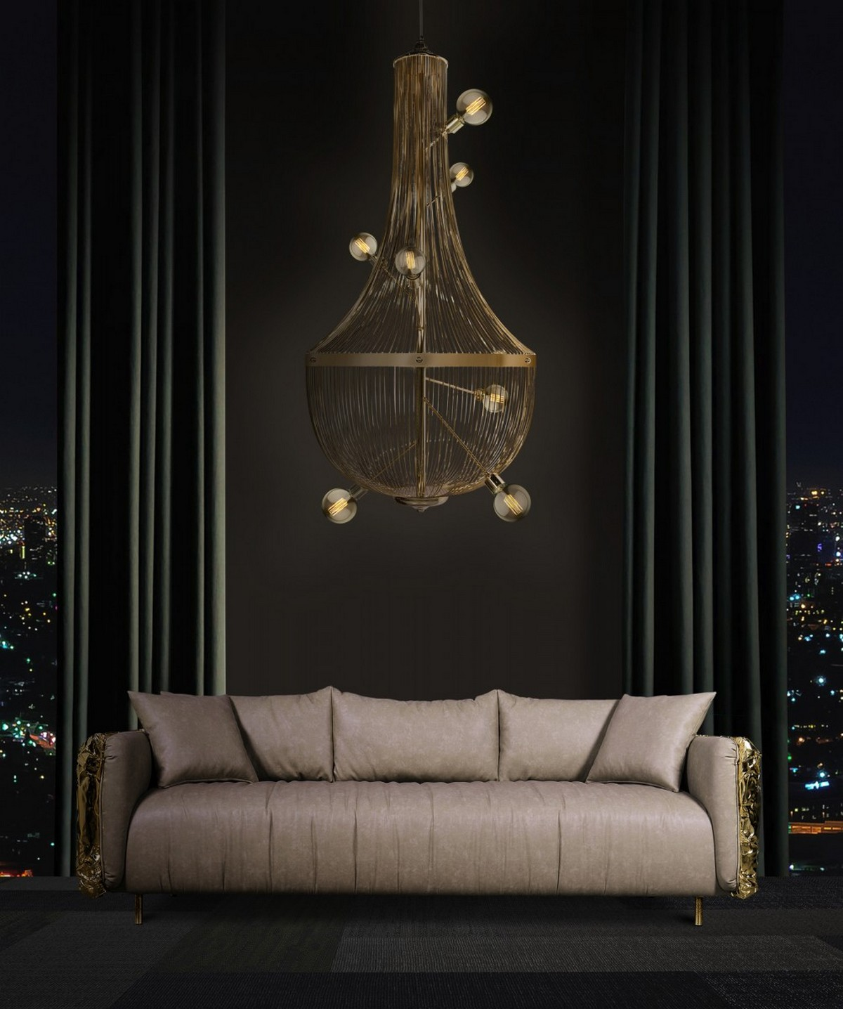 Covet House: Contemporary Lighting Designs at MO19 mo19 Covet House: Contemporary Lighting Designs at MO19 lchandelier
