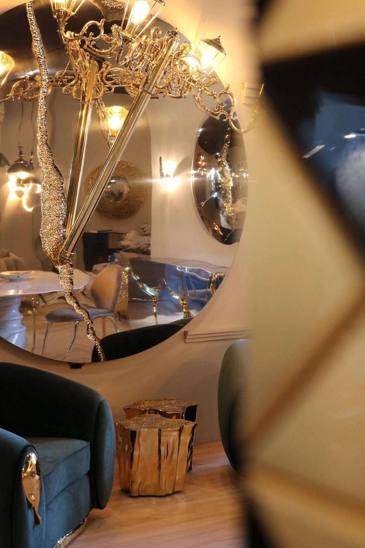 Maison et Objet: New Dining Room Designs maison et objet Maison et Objet: New Dining Room Designs lumiere mirror